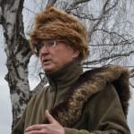 Claus-Michael Hacker - er setzt Geschichten und Geschichte des Moores in Szene