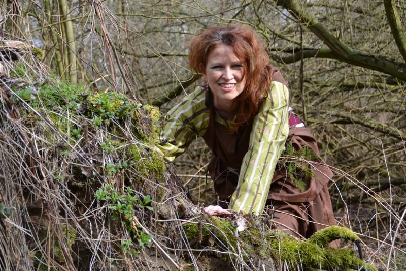 Daniela Herbers - unsere Moorhexe