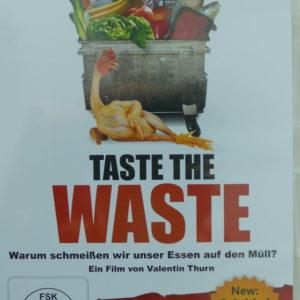 2. März Filmabend: Taste the Waste