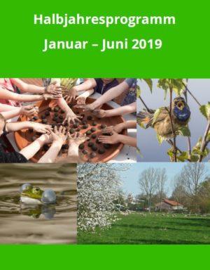 Halbjahresprogramm 2019