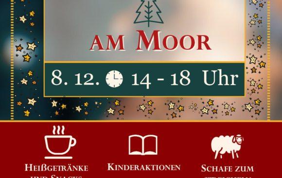 Weihnachtsmarkt am Moor