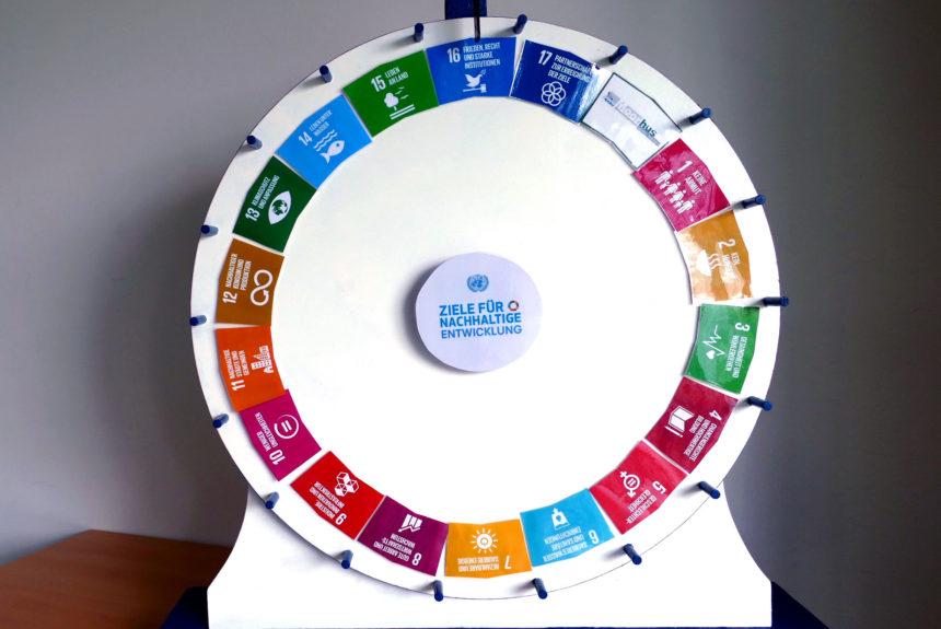 BNE-Modul: SDGs im Schulalltag